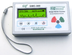 GQ GMC-300 digital Geiger Counter